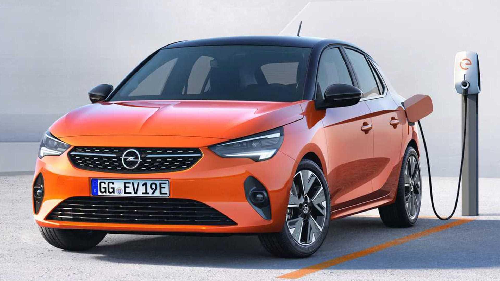 Opel Corsa E 1