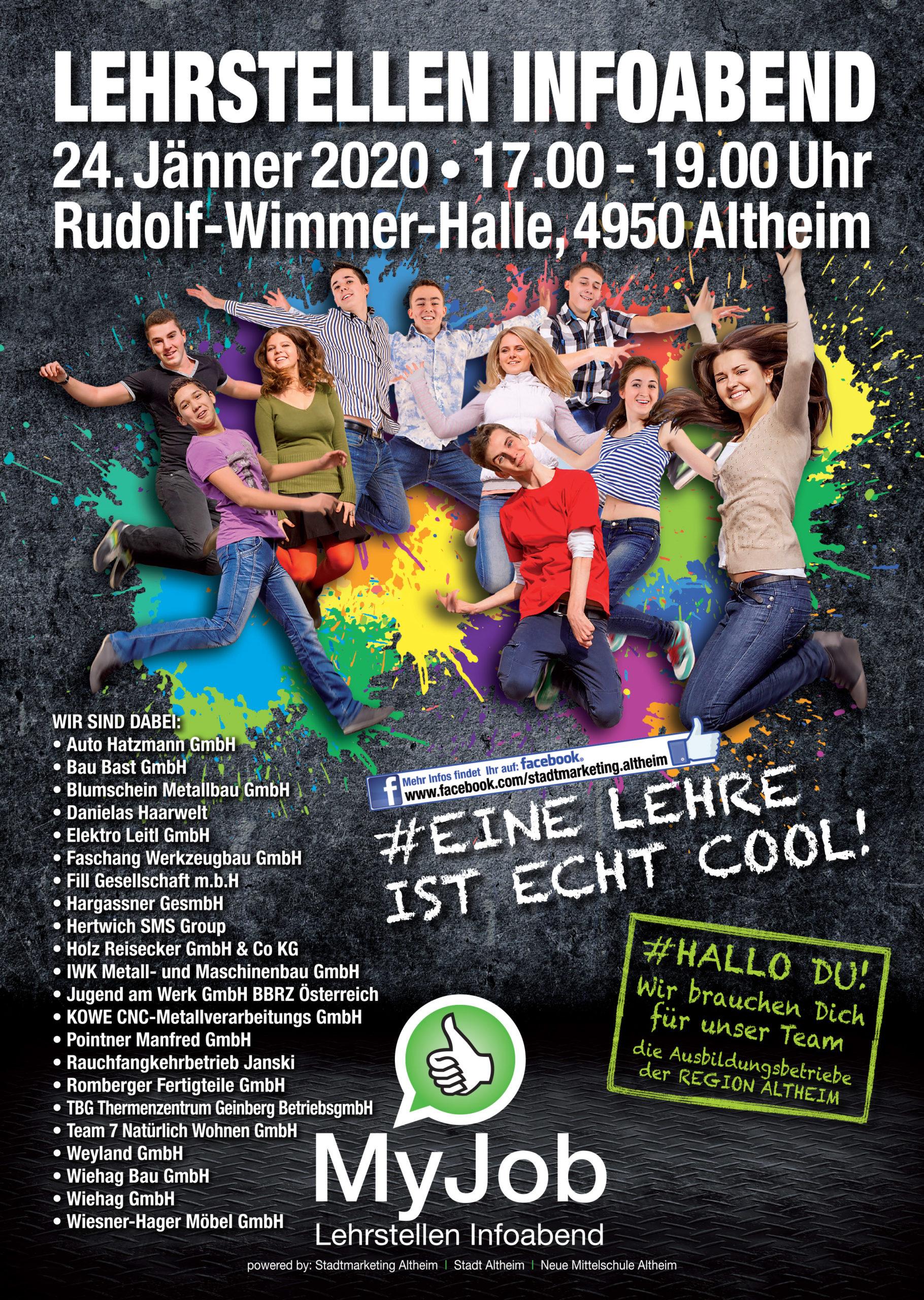 Altheimer Lehrlingsmesse 24.01.2020 1