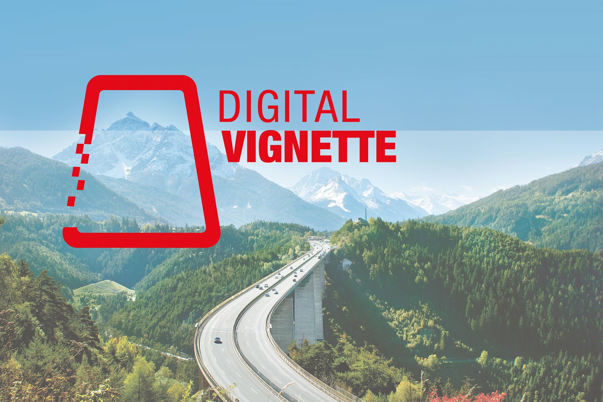 digitale Vignette 1