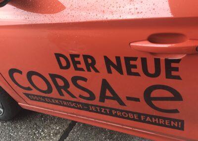 Der neue Opel Corsa E 1