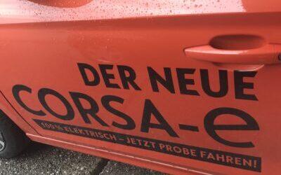 Der neue Opel Corsa E